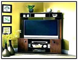 diy corner tv cabinets under shelf modern house ideas home design in prepare diy tv component shelf