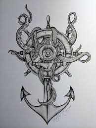 Small Picture I had a dream of a thigh piece octopus tattoo and it needs to