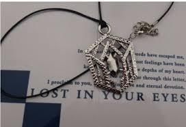 necklace pendant watch the hobbit