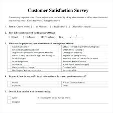 example of questionnaire format survey form template sample free questionnaire contactory co