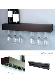 hanging wine glass rack ikea wine racks hanging wine rack wine rack under cabinet wine glass