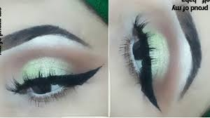 kashees insipired eye makeup look makeup for mehndi brides zainabnuman