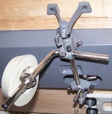 Sewing Machine With Knee Lift