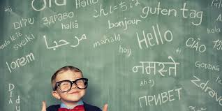 lower your expectations when learning a new language