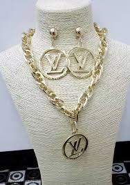 louis vuitton jewelry. louis vuitton jewelry set 1