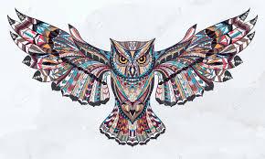 идеи для эскизов татуировки сова 2