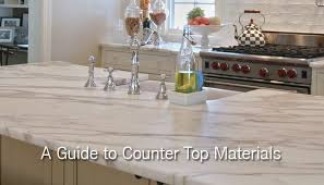 counter top materials