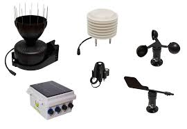Solar Powered Weather Station, Data Logger with Remote Web Access | Qampo  Telemetry : Solar Powered