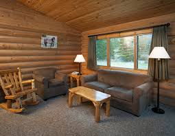 cabin living room furniture. 2 bedroom cabins these feature a small living room with cozy furniture cabin
