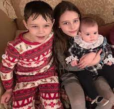 Ben Foden shares sweet snaps from Christmas with all three children in  England - RSVP Live