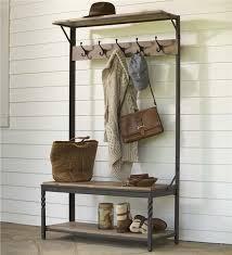 Rustic Standing Coat Rack Valuable Inspiration Rustic Coat Racks Deep Creek Rack Functional 48