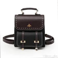 leather school bag backbag for teenage classic backpacks high quality girls fashion school bag pu leather college backpack women 201614 daypack swissgear