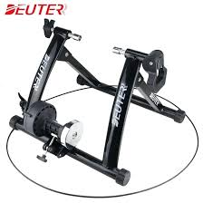 bicycle trainer stand free indoor exercise bicycle trainer 6 levels home bike trainer road bike cycling