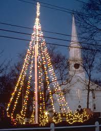 Falmouth Ma Christmas Tree Lighting Famouth Village Ma Celebrates Each Season With Festivals