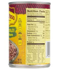 old el paso green chiles refried beans 453 gm