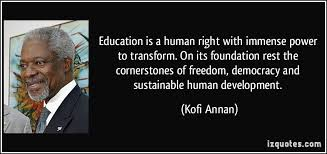 Image result for Kofi Annan Quotes
