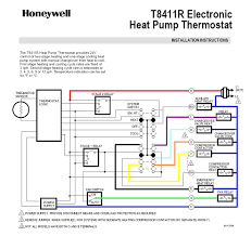 goodman ac thermostat wiring diagram heat pump unusual wire lively how to wire a honeywell thermostat at Standard Thermostat Wiring Diagram
