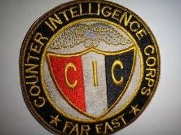 Details About Us Army 441st Counter Intelligence Corps Cic Detachment Far East Patch