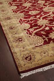 rugsville traditional wool red u0026 gold rug 21027 240x300 21027 810