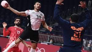 مصر والبحرين تتأهلان إلى ربع نهائي كرة اليد بأولمبياد طوكيو
