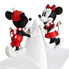 Disney Mickey And Minnie Mouse Light Up Holiday Tree Topper Mickey And Minnie Mouse Light Up Holiday Tree Topper Shop