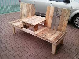 wooden pallets designs. rustic wooden pallet double chair bench pallets designs d