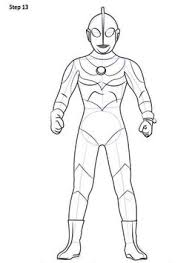 drawing ultraman poster drawing ultraman apk screenshot