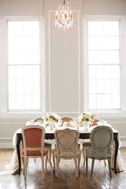 diffe upholstered chairs as dining chairs pretty orted upholstered dining chairs image by kt merry via style me pretty