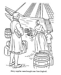 Small Picture Colonial Life Coloring Pages Coloring Home