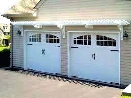 trellis over garage door pergola designs exle picture wood pictures arbor photos