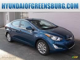 hyundai elantra 2015 blue. Plain Hyundai Windy Sea Blue Hyundai Elantra For 2015 2