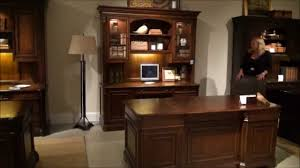 Brookhaven Executive Home Office Desk Set By Hooker Furniture