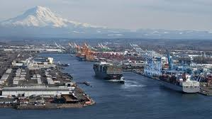 port company color chart port report sleepless in seattle as big terminal goes for