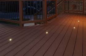 manificent design recessed deck lighting beautiful led deck lights patio lights dek dots recessed lights from