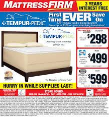 mattress firm ad. See Our Current Specials Mattress Firm Ad T