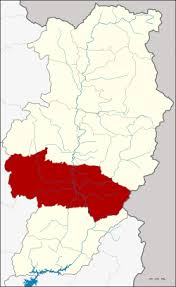 wiang sa district nan  amphoe location in nan province