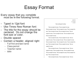 writing a good essay essays should be in third person do not  5 essay format