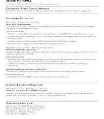Banker Resume Samples Small Business Banker Business Banker Resume