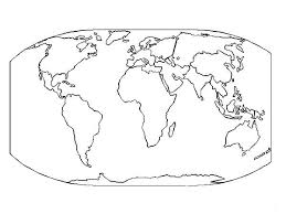 Small Picture The Very Best World Map Coloring Page Download Print Online