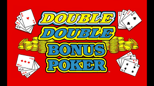 Free Video Poker Strategy Charts Video Poker Four Strategy Adjustments In Double Double Bonus