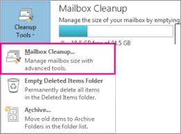 Empty inbox Designers Mailbox Cleanup Tool Educational Technology Guy Manage My Mailbox Size Outlook