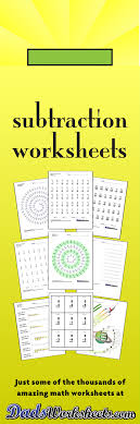 464 Subtraction Worksheets For You To Print Righ | Koogra