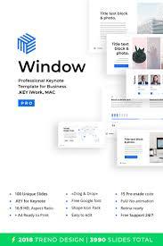 Business 2018 Keynote Template Design Bundle Keynote