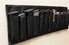 Pistol Magazine Holders