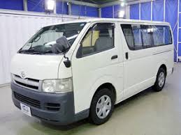 TOYOTA HIACE Used Vehicles for Sale from TRUST Japan