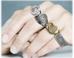 cremation jewelry rings