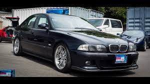 BMW Convertible bmw for sale japan : Walk Around/Test Drive - 2000 BMW E39 M5 - Japanese JDM Car ...