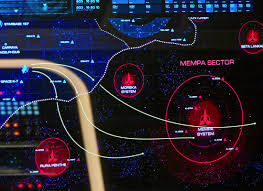 Star Trek Galaxy Chart Star Trek Discoverys Canon Connections Episode 105