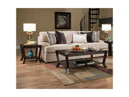 simmons sofa. simmons upholstery 8560 br casual sofa with rolled arms