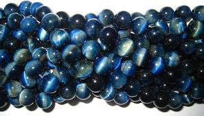 blue tiger eye natural stone beads bracelets